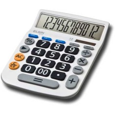 Calculadora De Mesa Elgin MV-4132