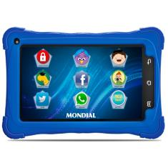"Tablet Mondial Kids TB-18 8GB 7"" 2 MP Android 7.1 (Nougat)"
