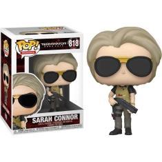 Imagem de Funko Pop Terminator Exterminador Do Futuro Sarah Connor #818
