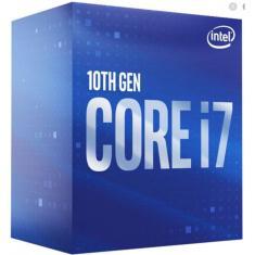 Processador Intel Core I7-10700 2.9ghz Cache 16mb 8 Nucleos 16 Threads 10ª Geração Lga 1200 Bx807011