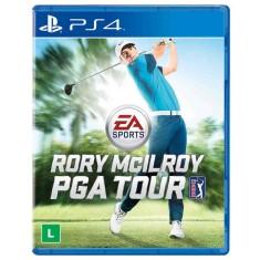 Jogo Rory McIlroy Golf PGA Tour PS4 EA