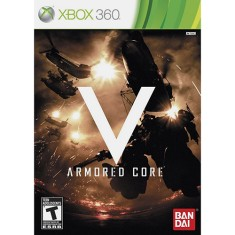 Jogo Armored Core 5 Xbox 360 Bandai Namco