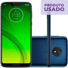 Imagem de Smartphone Motorola Moto G G7 Power Usado 32GB Android