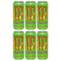 Imagem de Energetico Monster Energy Dragon Ice Tea 473mL Caixa com 6