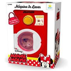 Imagem de Máquina de Lavar Minnie Mouse Disney - Brinquedos Anjo