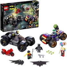 Imagem de LEGO Super Heroes - Perseguição de Triciclo do Coringa 76159