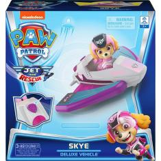 Imagem de Paw Patrol, Jet To The Rescue Skye Deluxe Transforming Vehicle With Lights And Sounds, Amazon Exclusive