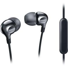Fone de Ouvido com Microfone Philips SHE3705 Gerenciamento chamadas