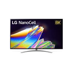 "Smart TV Nano Cristal 65"" LG ThinQ AI 8K HDR 65NANO96SNA"