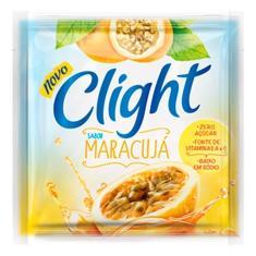 Imagem de Refresco em Pó Clight Maracujá 8g Embalagem c/ 15 Unidades