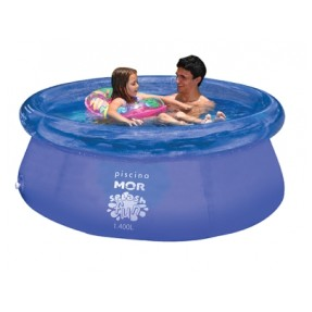Piscina Inflável 1.400 l Redonda Mor Splash Fun 1052