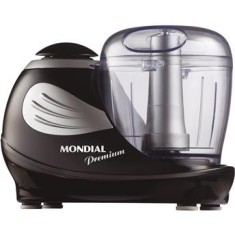 Mini Processador de Alimentos Mondial Premium MP-01 120 W