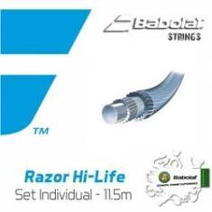 Imagem de Corda Babolat Razor Hi-Life 15L 1.38mm 12m  - Set Individual