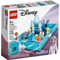Imagem de 43189 - Lego® Disney Princess - O Livro De Aventuras De Elsa E Nokk5