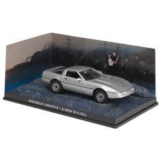 Imagem de Miniatura - Chevrolet Corvette - James Bond - Escala 1:43