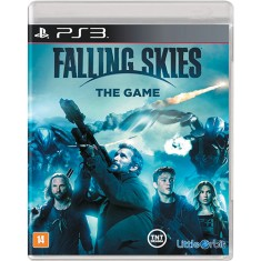 Jogo Falling Skies: The Game PlayStation 3 Little Orbit