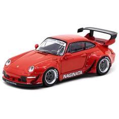 Imagem de Miniatura - 1:64 - Porsche RWB 993 Naginata - Hobby 64 - Tarmac Works