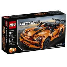 Imagem de Brinquedo Lego Technic Chevrolet Corvette ZR1 2 em 1 42093