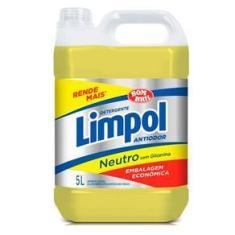 Imagem de Detergente liquido Limpol neutro 5 litros - Bombril