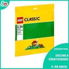 Imagem de LEGO Classic Base de Construção Verde 10700