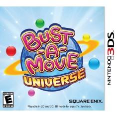 Jogo Bust-A-Move Universe Square Enix Nintendo 3DS