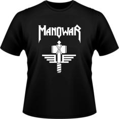 Imagem de Camiseta Masculina Manowar Heavy Metal Rock