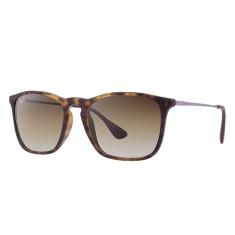 Óculos de Sol Unissex Quadrado Ray Ban Chris RB4187