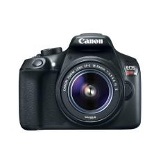 Câmera Digital Canon EOS Rebel T6 DSLR(Profissional) Full HD