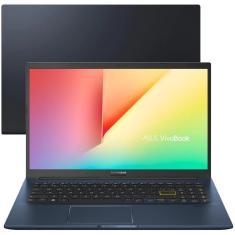 """Imagem de Notebook Asus VivoBook X513EP-EJ232T Intel Core i7 1165G7 15,6"""" 8GB SSD 256 GB GeForce MX330 11ª Geração"""