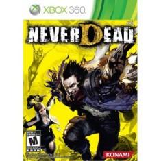 Jogo Neverdead Xbox 360 Konami