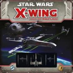 Imagem de GALÁPAGOS - Star Wars - X Wing jogo de Miniatura