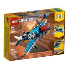 Imagem de LEGO Creator - Avião de Hélice - 31099