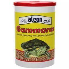 Imagem de Ração Alcon Gammarus Para Tartarugas Pote 110g