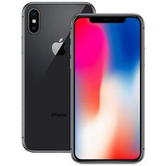 Smartphone Apple iPhone X 64GB iOS Câmera Dupla