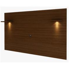 Imagem de Painel com LED Santana 2,20 MT (LARG) em MDF cor Caramelo UV - 48679 Sun House