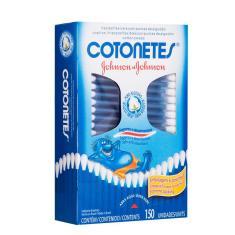 Imagem de Hastes Flexíveis Cotonetes - 150 Unidades