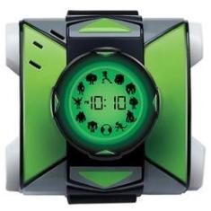 Imagem de Relógio Interativo - Omnitrix com Sons e Luzes -Ben 10 - Ben Tennyson - Sunny