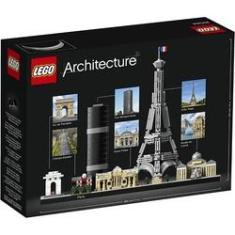 Imagem de Lego Architecture 21044 - Cidade de Paris