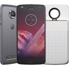a07e3d93ef74c Smartphone Motorola Moto Z Z2 Play Polaroid Edition XT1710 64GB 2 ...
