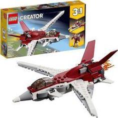 Imagem de LEGO Creator 3-1 Voos Futuristas - 157 Peças - Lego