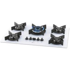 Cooktop Fischer Infinity 26298-62470 5 Bocas Acendimento Superautomático
