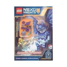 Imagem de Lego Nexo Knights. Clash, bum, bang!