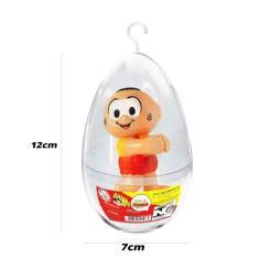Imagem de Agarradinho no Ovo de Páscoa Turma da Mônica Cascão Lider Brinquedos