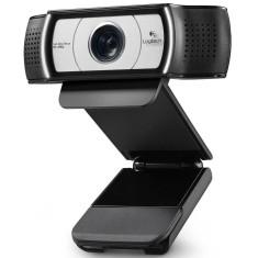 WebCam Logitech 3 MP Filma em Full HD C930E