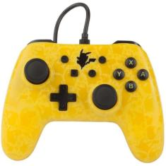 Imagem de Controle Nintendo Switch Pikachu Silhouette - Power A