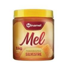 Mel Puro Florada Silvestre Pote 1kg - Minamel