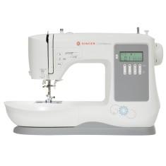 Máquina de Costura Doméstica Reta Confidence 7640 - Singer