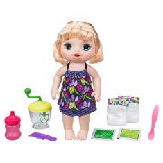 Imagem de Boneca Baby Alive Papinha Divertida Hasbro