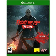 Jogo Friday the 13th The Game Xbox One Gun Media