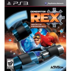 Jogo Generator Rex: Agent Of Providence PlayStation 3 Activision